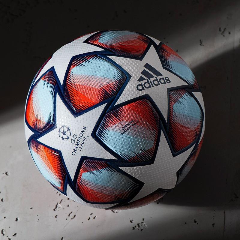 УЕФА представили мяч Лиги Чемпионов 20/21 - Спортлига